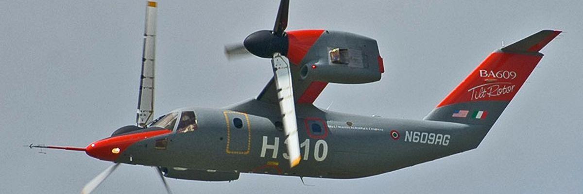 Tokyo valuta l'acquisto del convertiplano AW609, per l'Italia sarebbe un successo