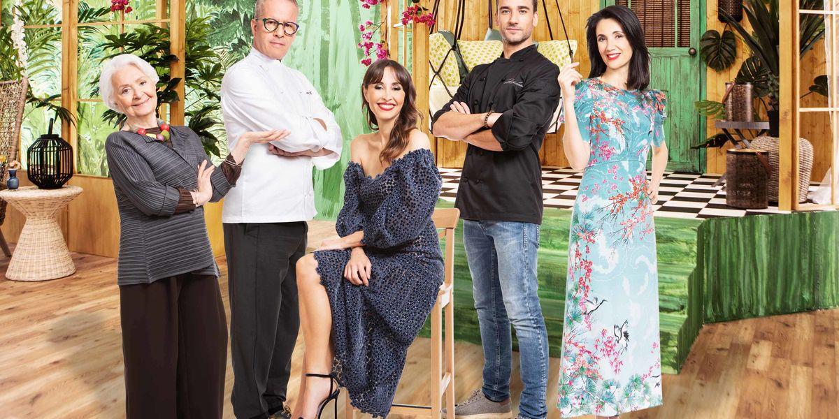 Bake Off Italia 2020: arriva Csaba dalla Zorza, tutte le novità