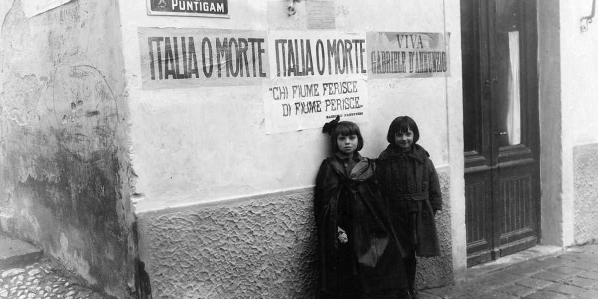 Fiume: un secolo fa la Carta del Carnaro