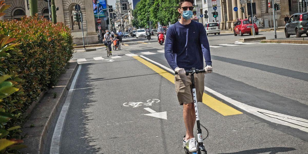 Bonus biciclette e monopattini: la storia infinita del voucher che non arriva