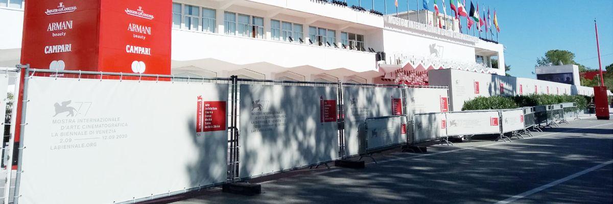 La Mostra del cinema di Venezia si pone a modello di sicurezza da Covid