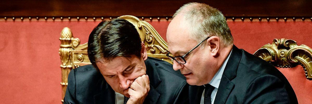 Il giudice boccia le promesse di Conte e Gualtieri
