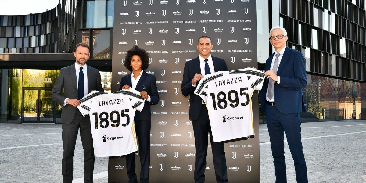 Lavazza e Juventus, non chiamatela sponsorizzazione. Piuttosto affinità elettive