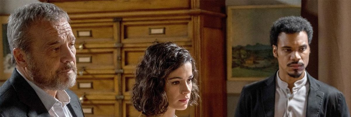 Nero a metà 2: tutto sulla serie con Claudio Amendola