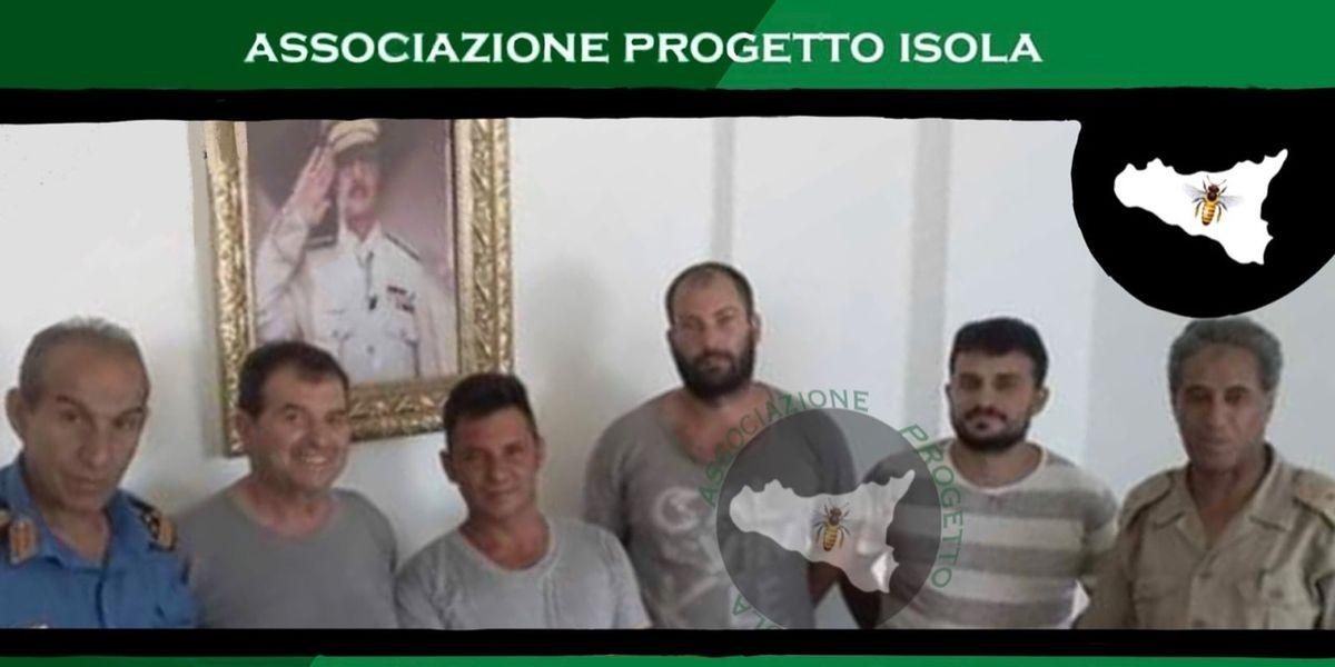 Ecco i volti dei nostri pescatori sequestrati in Libia