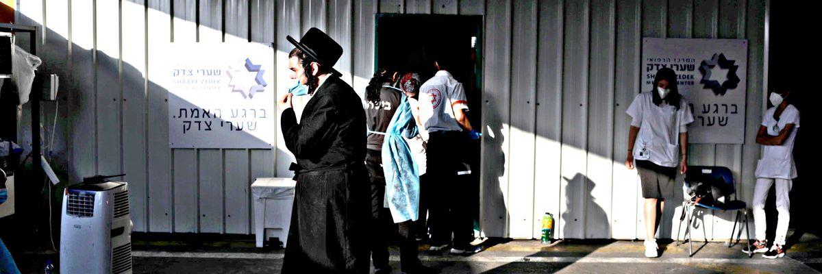 In Israele ritorna il lockdown; in Francia quasi