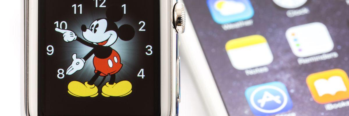 Vodafone e Disney insieme per creare il primo smart watch per bambini