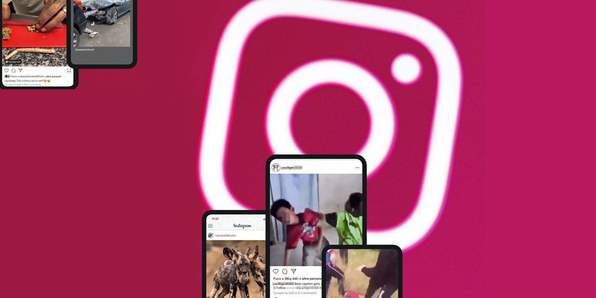 Instagram: il lato oscuro del social dei sorrisi