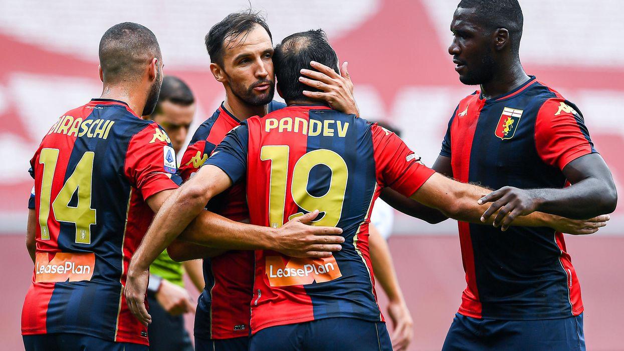 Genoa focolaio Covid: ora la Serie A trema