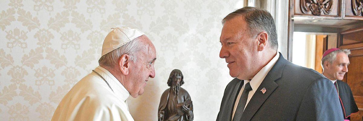 Lotte tra cattolici, americani e cinesi. Roma torna caput mundi