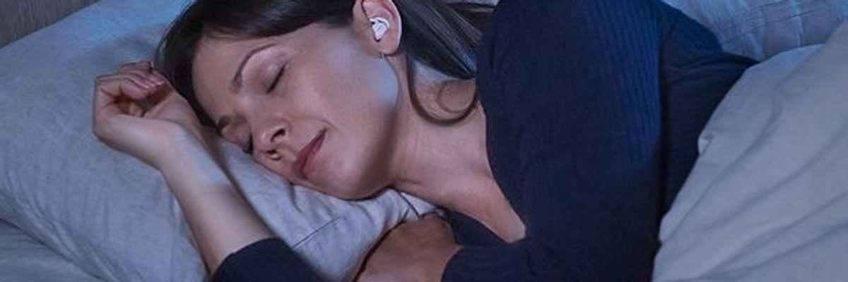 Gli auricolari per dormire sonni tranquilli