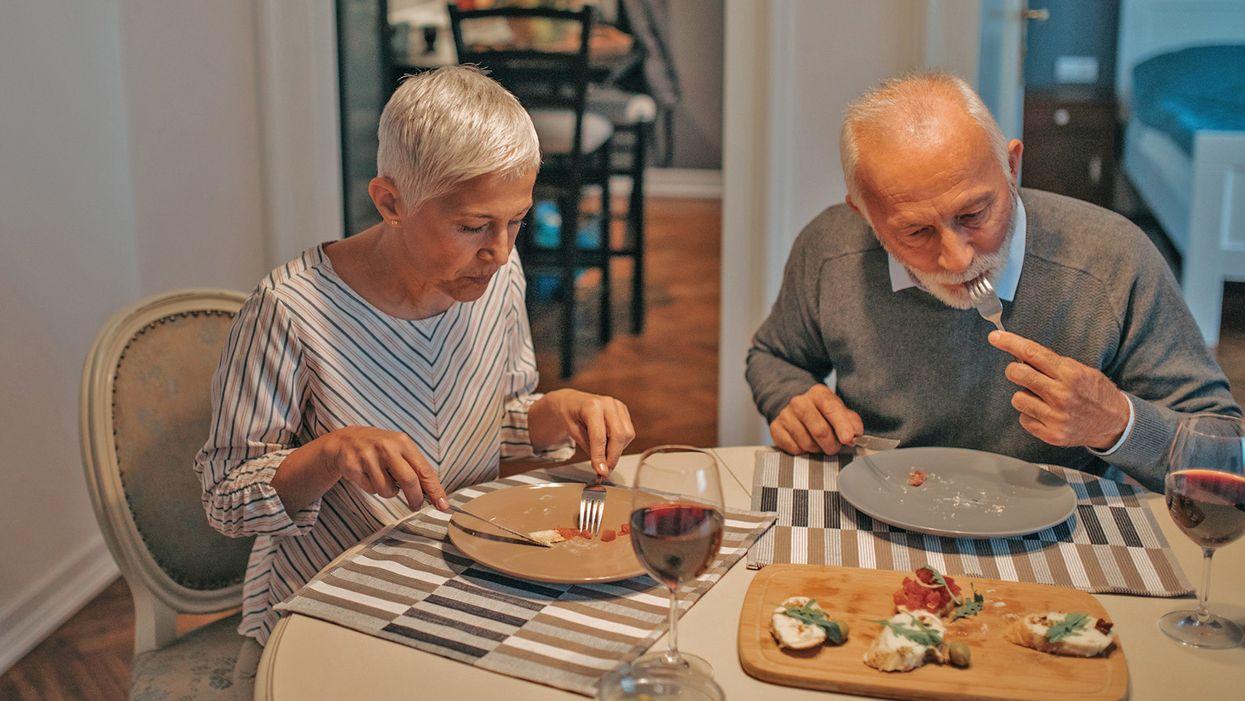 Il decalogo della longevità per gli anziani