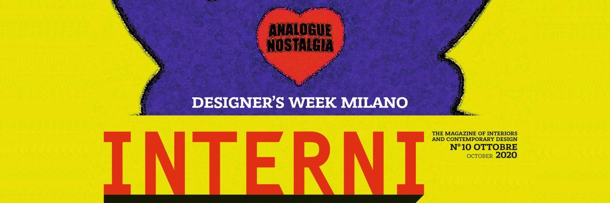 A Milano il design è di scena con INTERNI