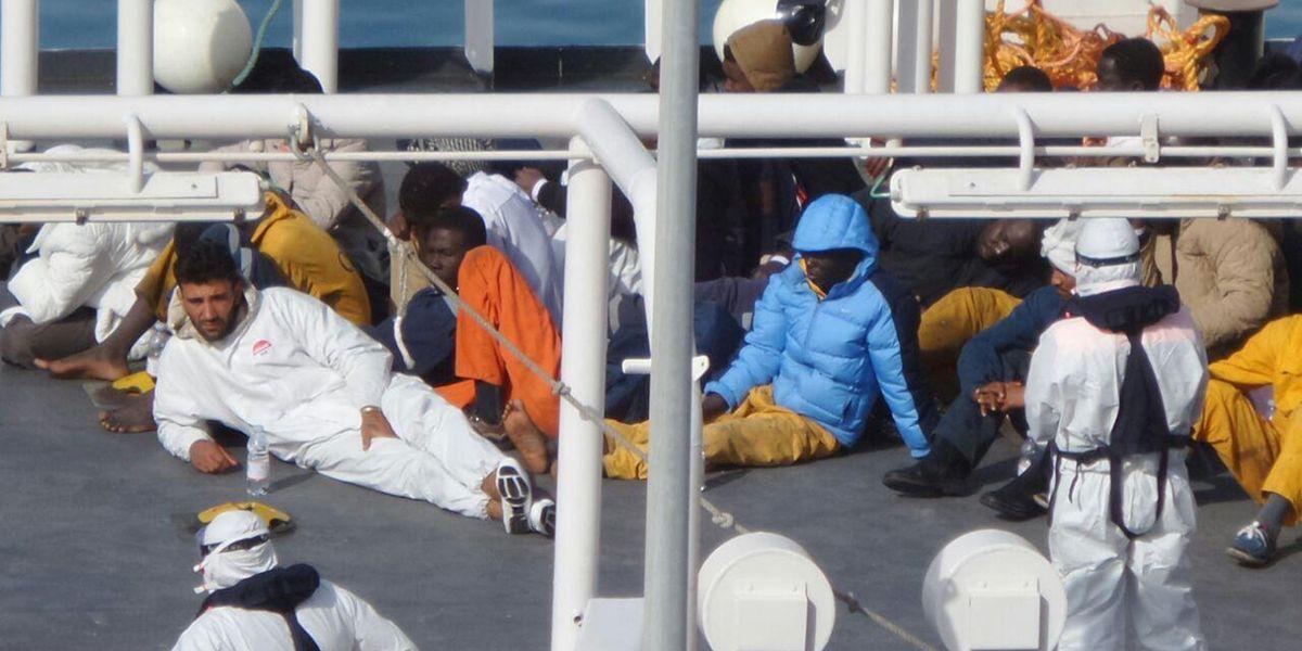 I migranti fantasma sbarcati dalla Gregoretti