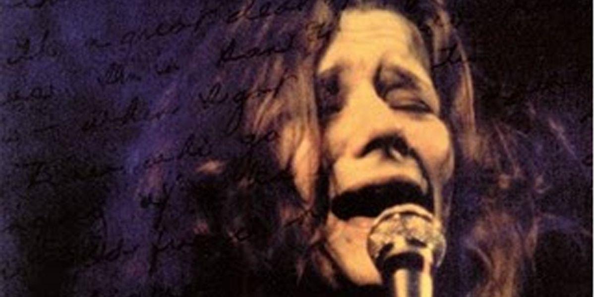 Janis Joplin, la struggente voce bianca del blues