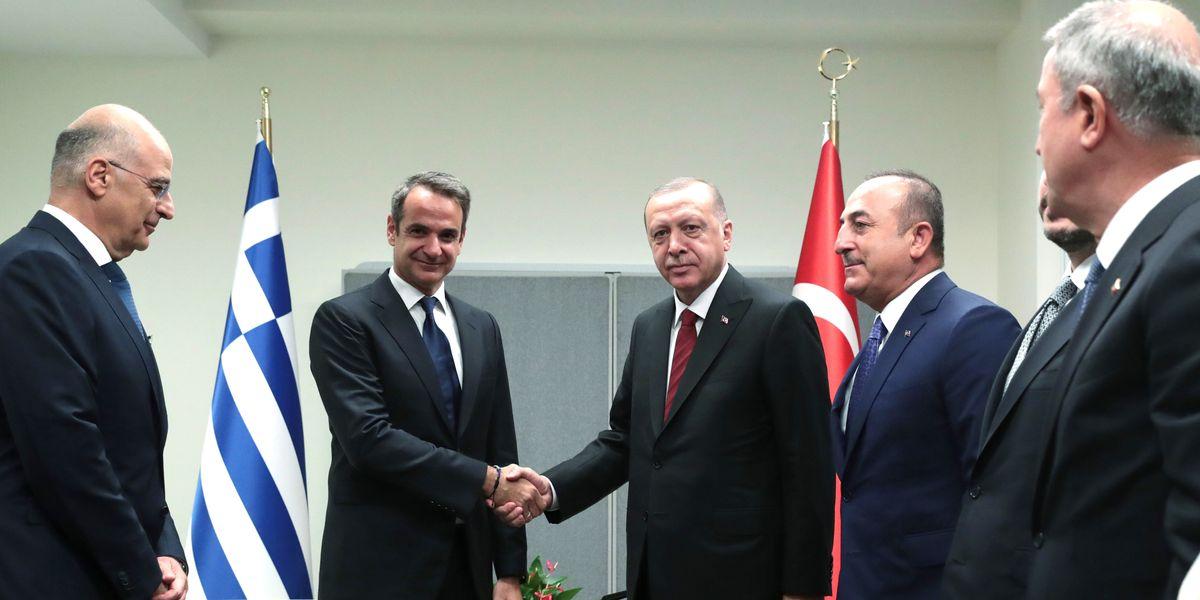 Per Erdogan gli affari sono affari (anche in Grecia)