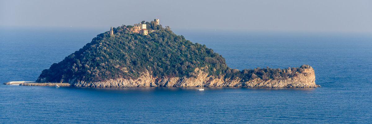 Gallinara: l'isola che non c'era