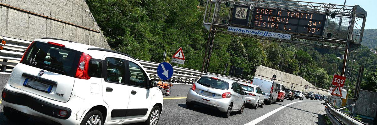 autostrade aspi benetton atlantia governo