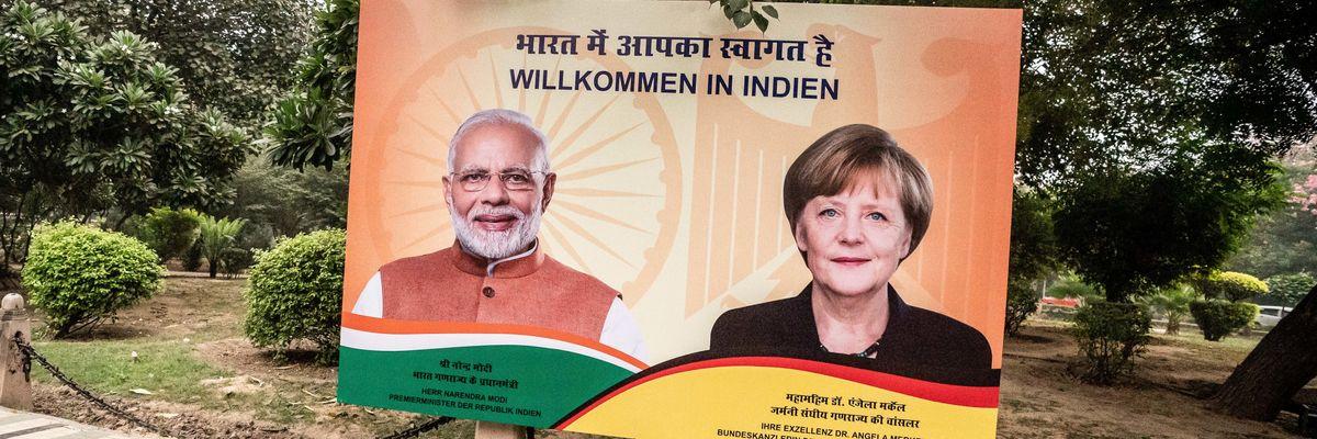 Spaventata dalla Cina, la Germania ora guarda all'India