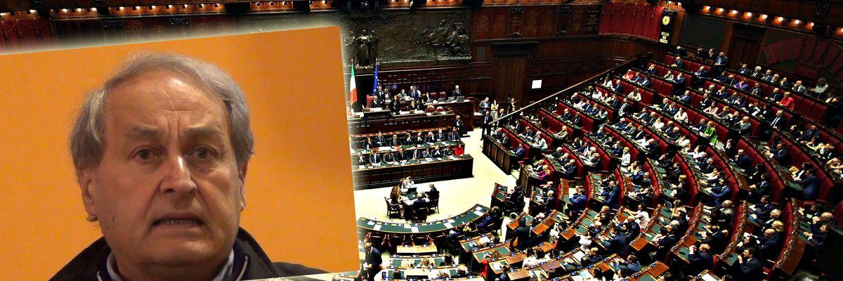 «Con il taglio dei parlamentari, le Aule non funzioneranno meglio»