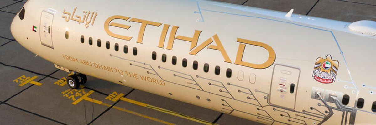 ecoDemonstrator, Boeing ed Ethiad fanno volare l'aereo più ecologico