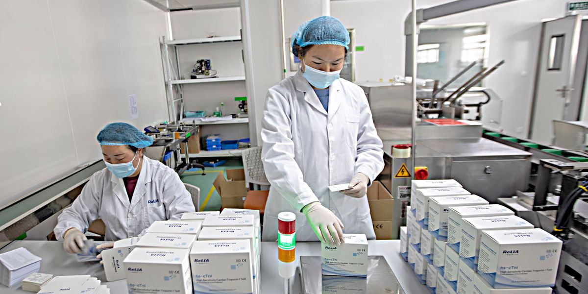 La grave dipendenza dalle medicine del gigante asiatico