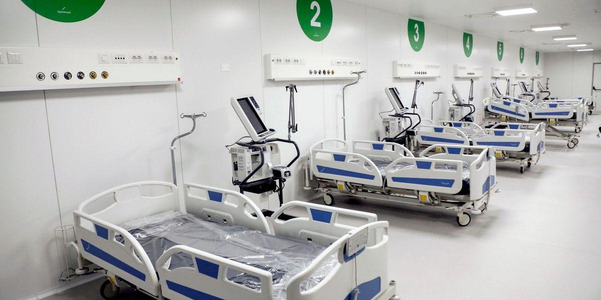 ospedale Fiera Milano covid