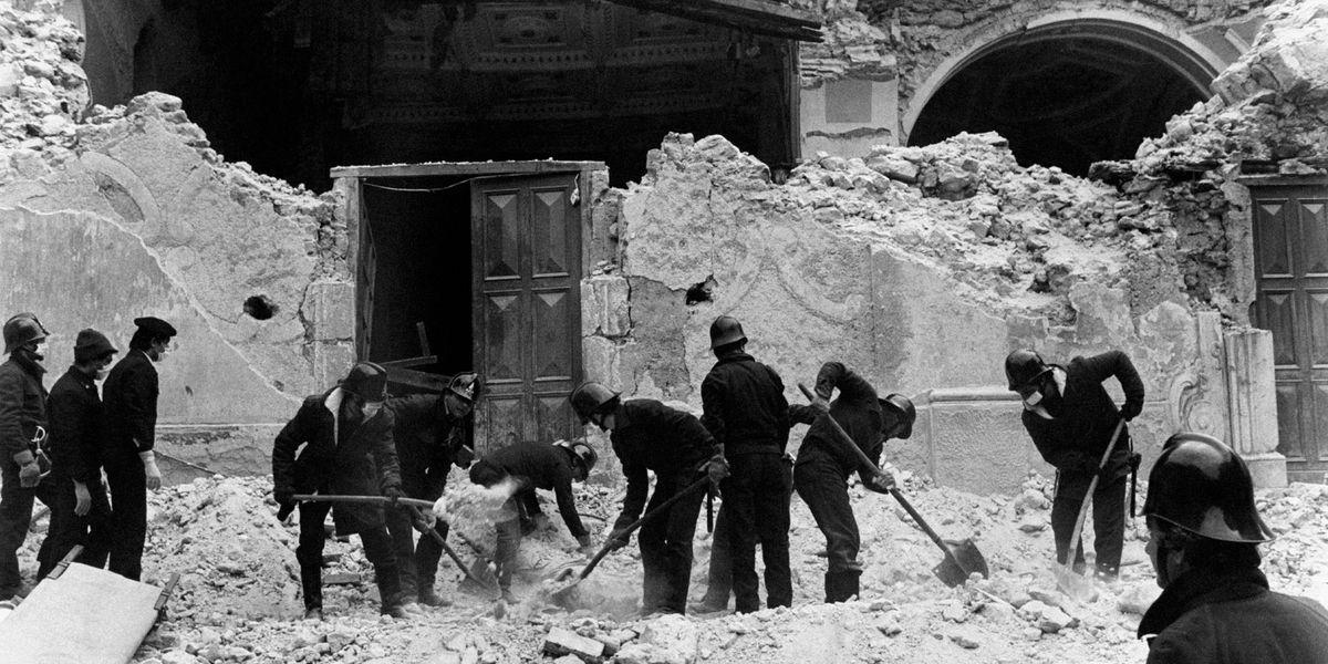 Irpinia 1980: storia del più costoso terremoto d'Italia
