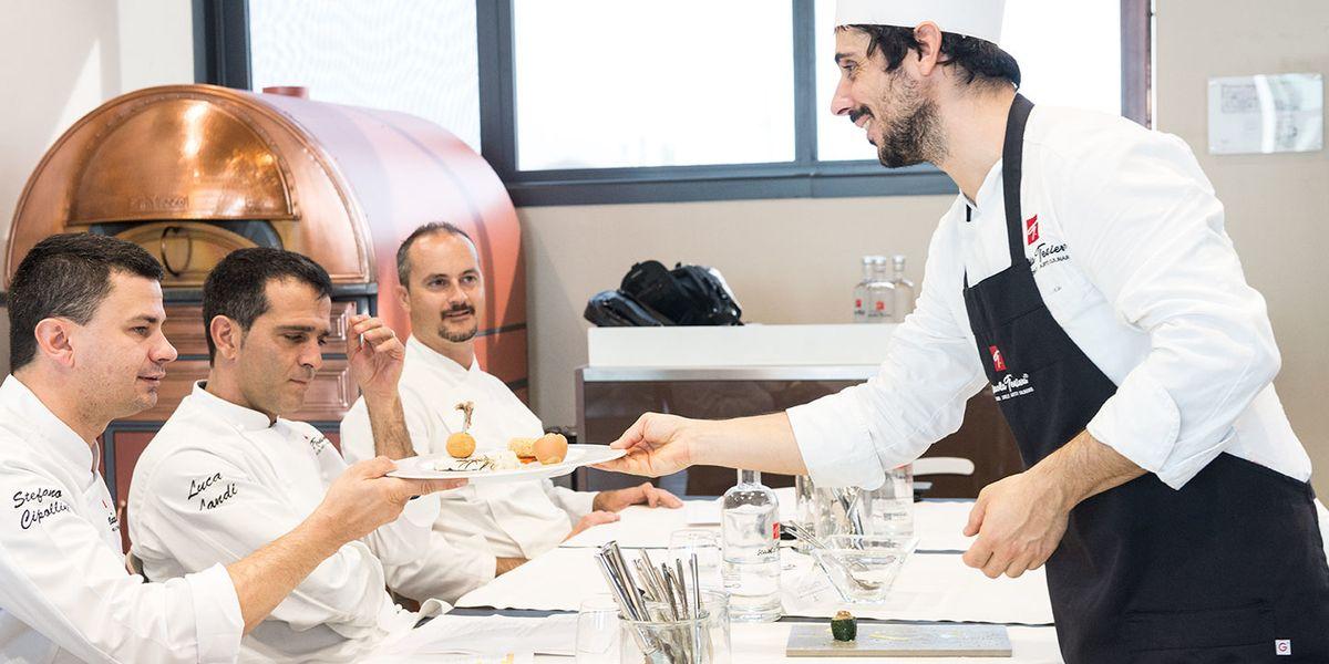 Scuola Tessieri, la scuola di cucina dove l'ingrediente principale è la passione