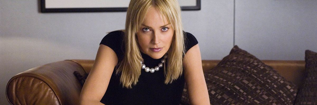 "Sharon Stone nel film ""Basic Instinct 2"