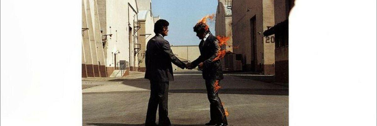 L'album del giorno: Pink Floyd, Wish You Were Here