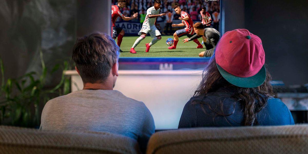 playstation Fifa videogame
