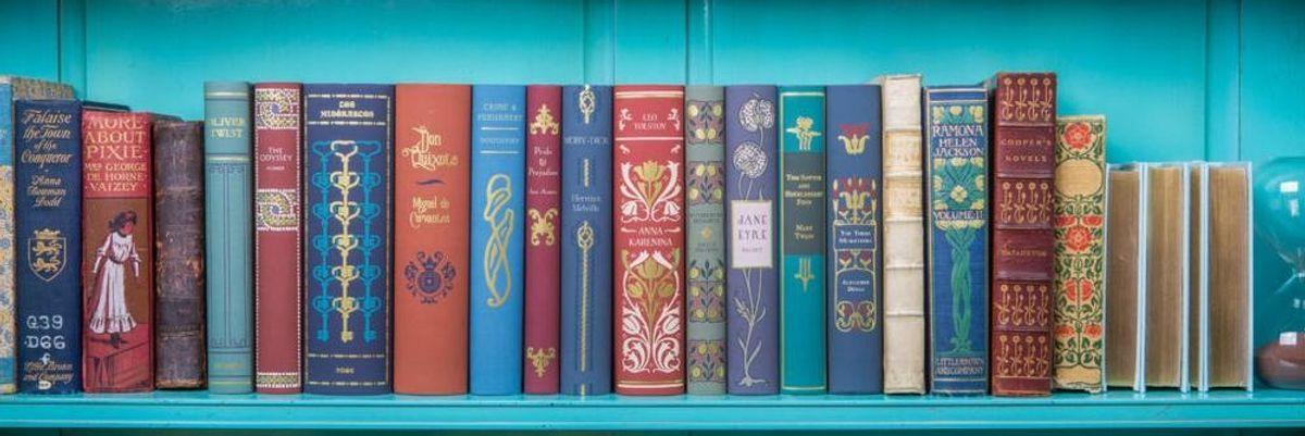 Quando la bellezza di un libro inizia dalla copertina