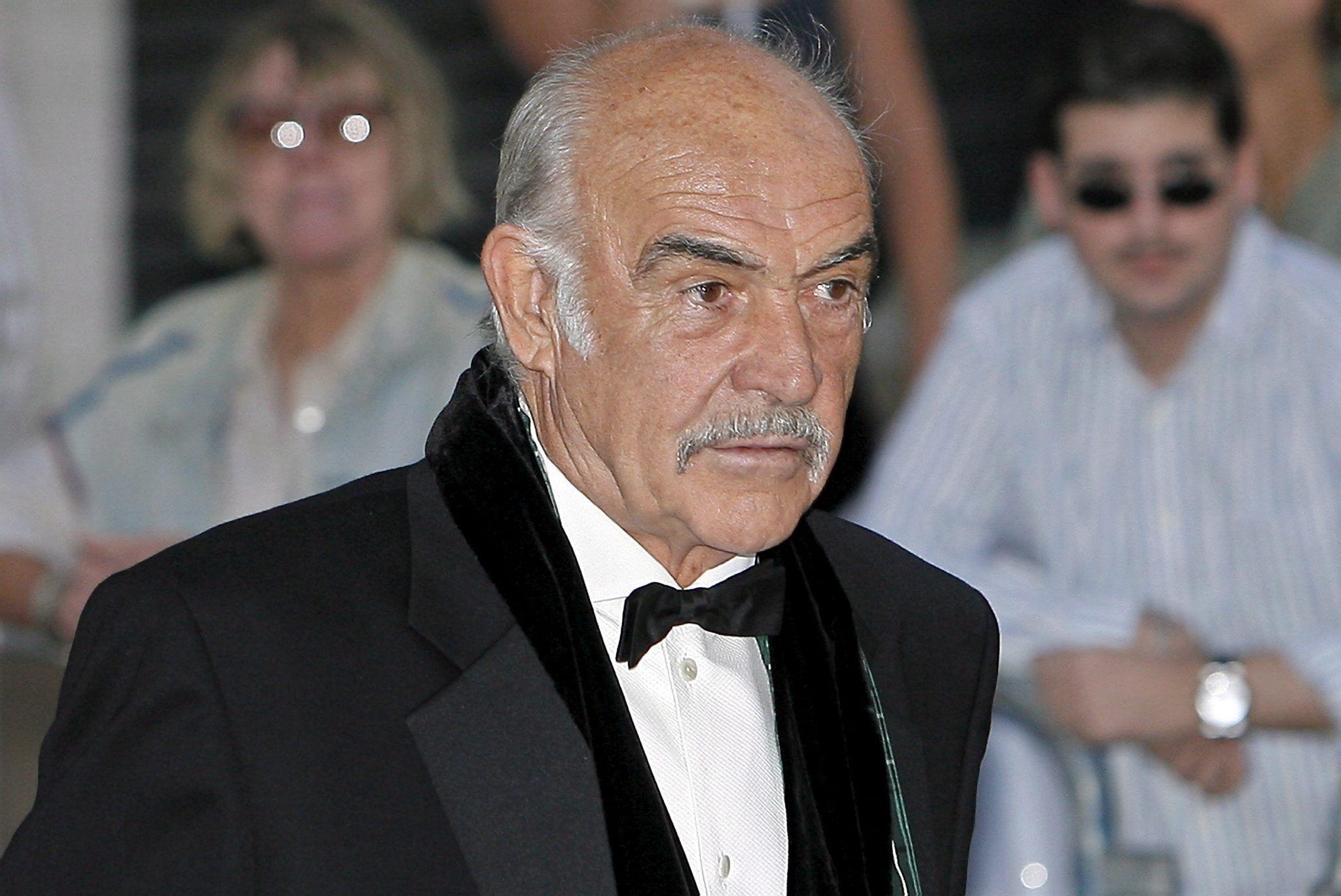 È morto Sean Connery, attore anti Hollywood, maschio d