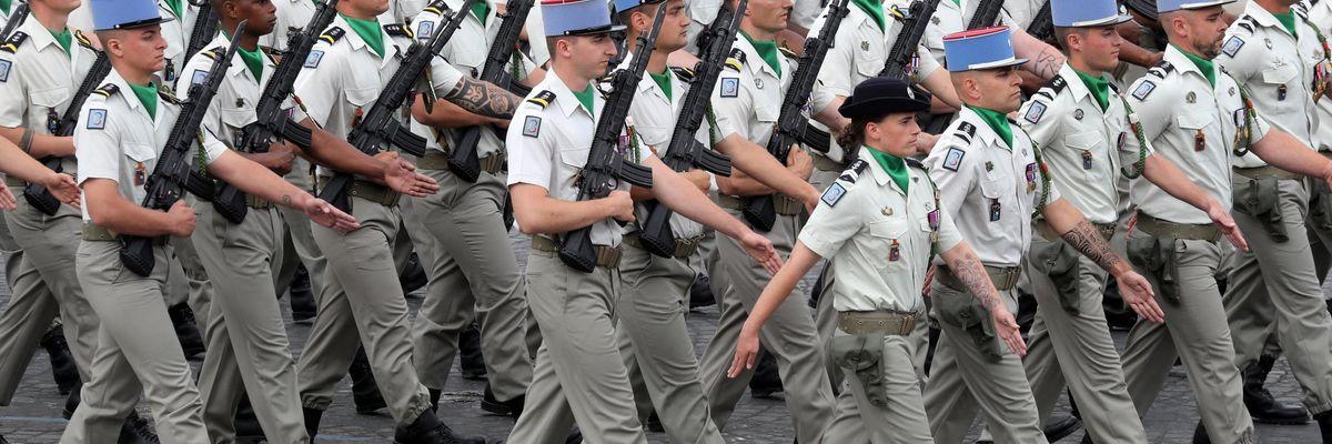 esercito francia