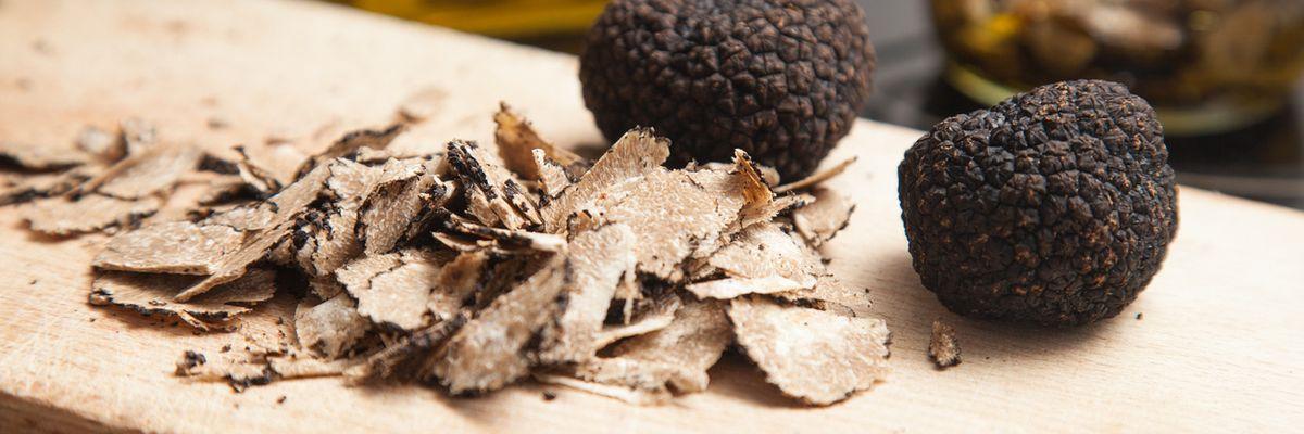 L'autunno in Toscana significa solo una cosa: tartufo