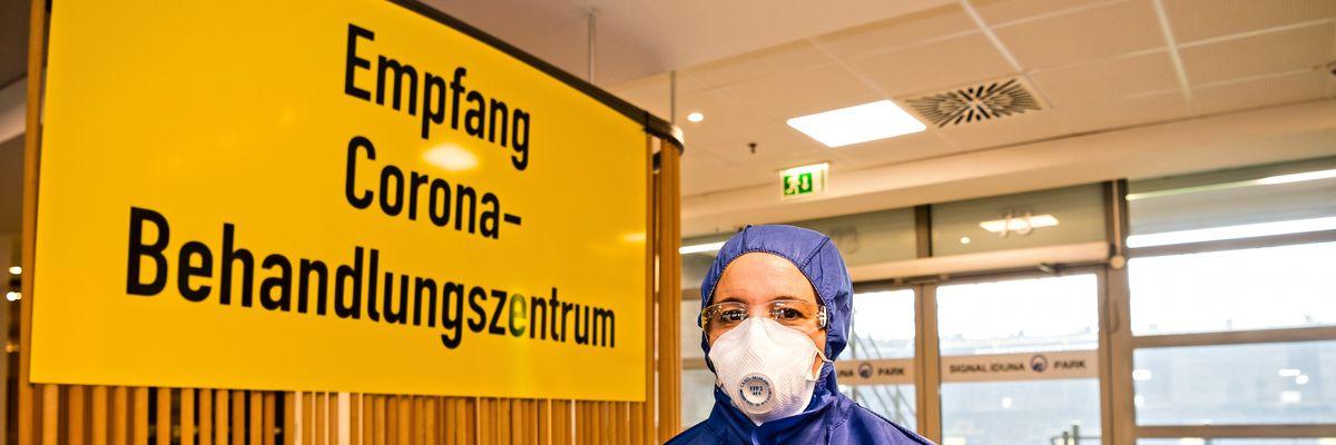Il piano terapeutico tedesco che prescrive l'idrossiclorochina