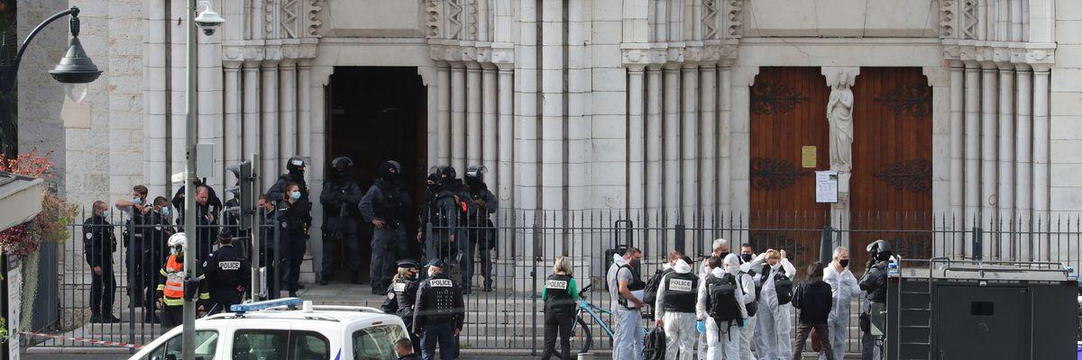 Nizza attentato terrorismo