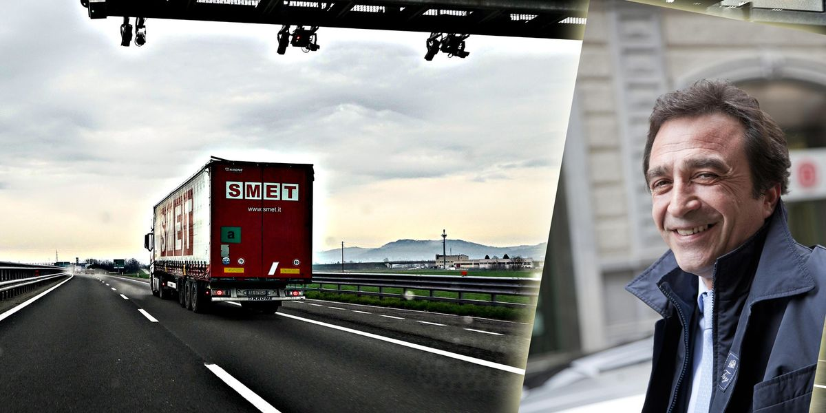 Sorpasso in autostrada