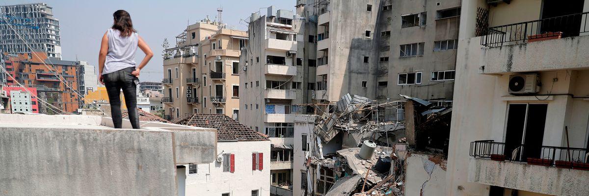 Beirut tre mesi dopo: come si uccide una città
