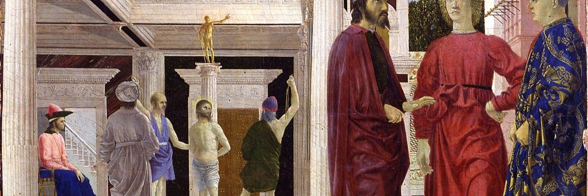 La creatività totale di Piero della Francesca