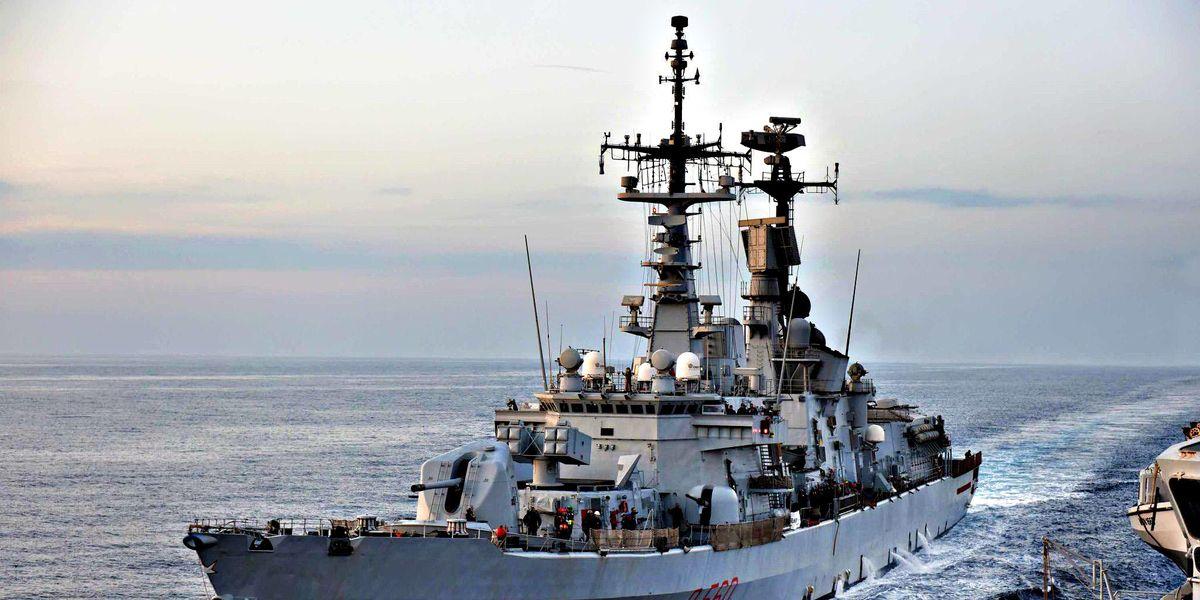 Sul mancato salvataggio dei pescatori, la Marina: «Scelta tattica»