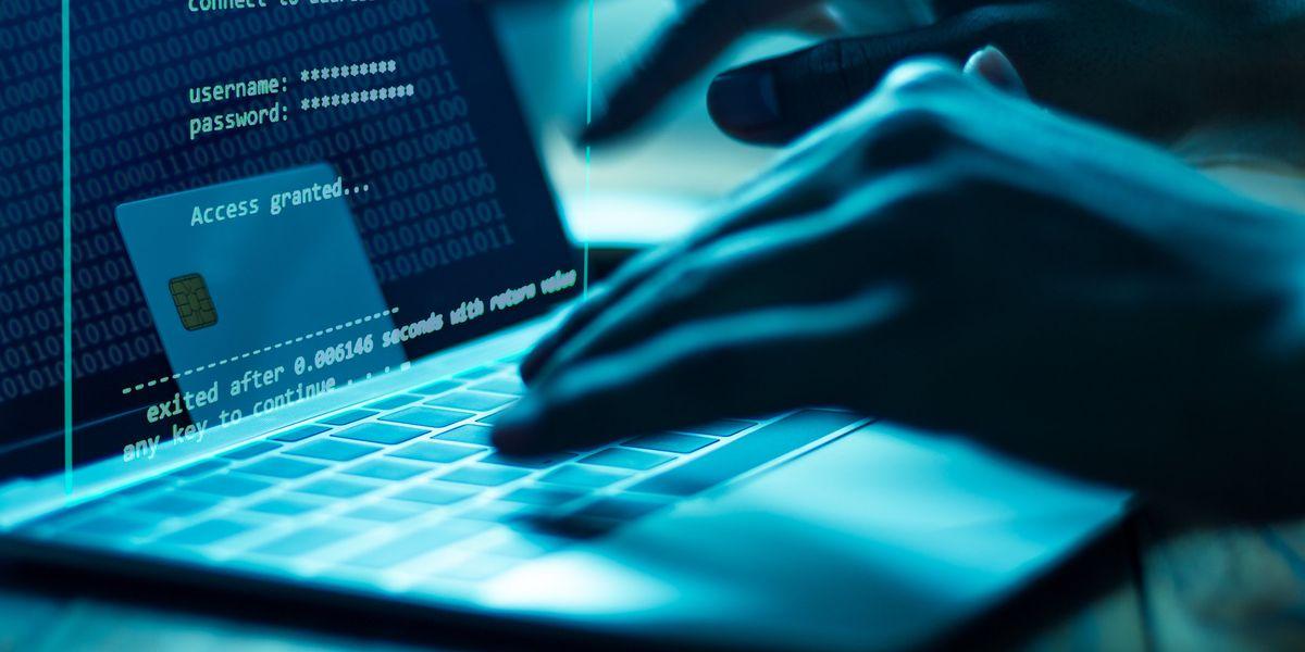 cybersecurity hacker internet