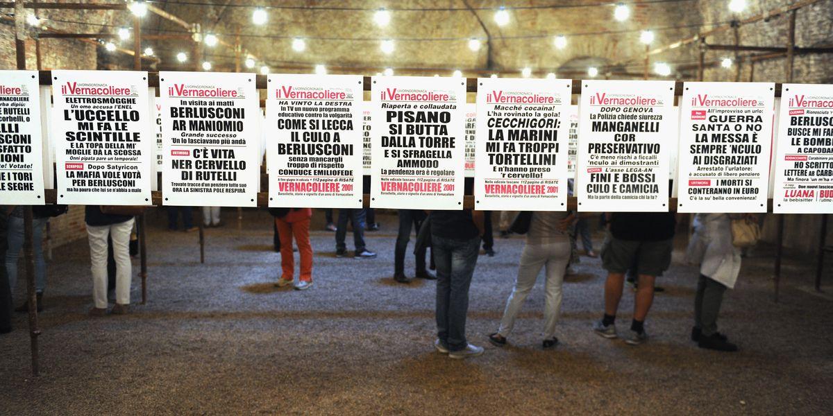 L'SOS del Vernacoliere: abbonatevi