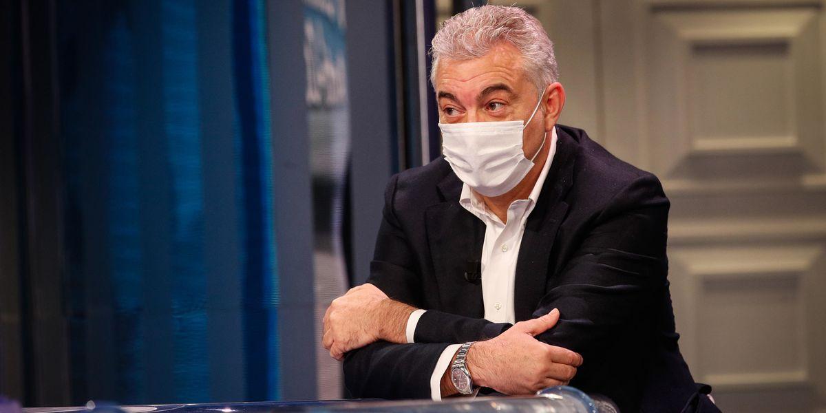 Domenico Arcuri commissario covid