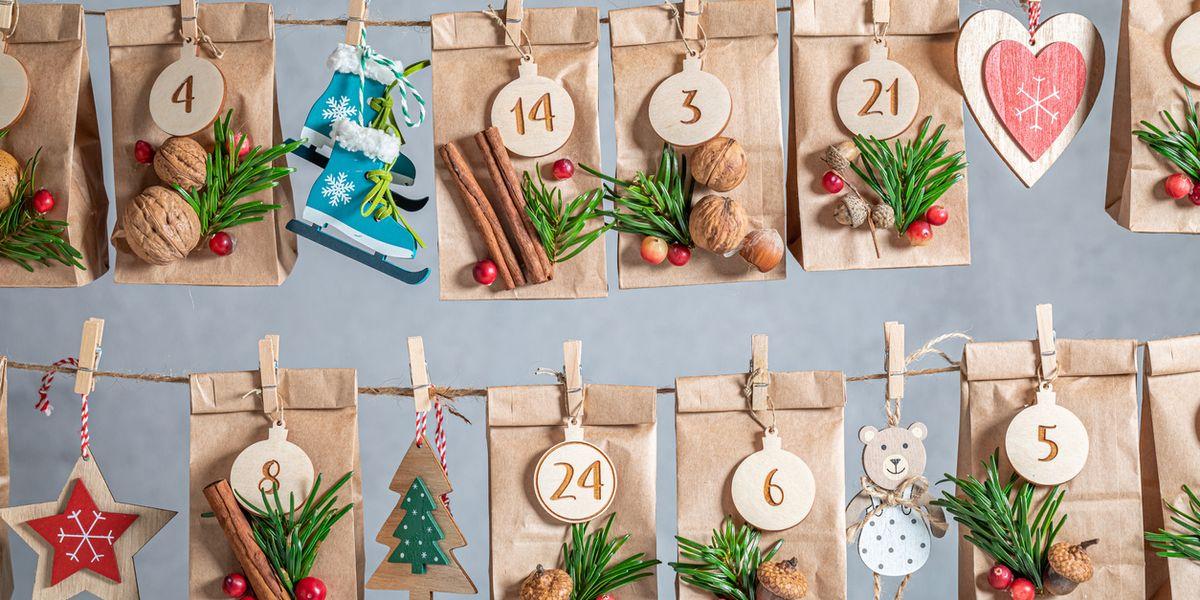Il calendario dell'avvento perfetto per addolcire l'attesa del Natale
