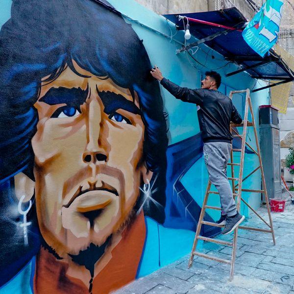 Maradona, l