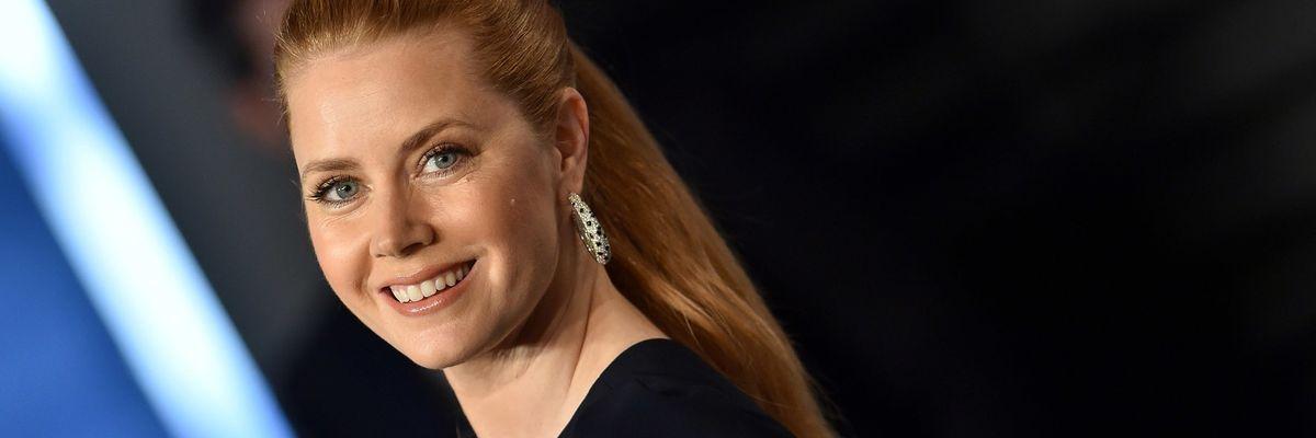 Amy Adams: «Sono una fifona, ma i miei personaggi fanno tanta paura»