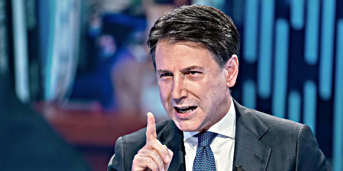 Giuseppe Conte dpcm Covid