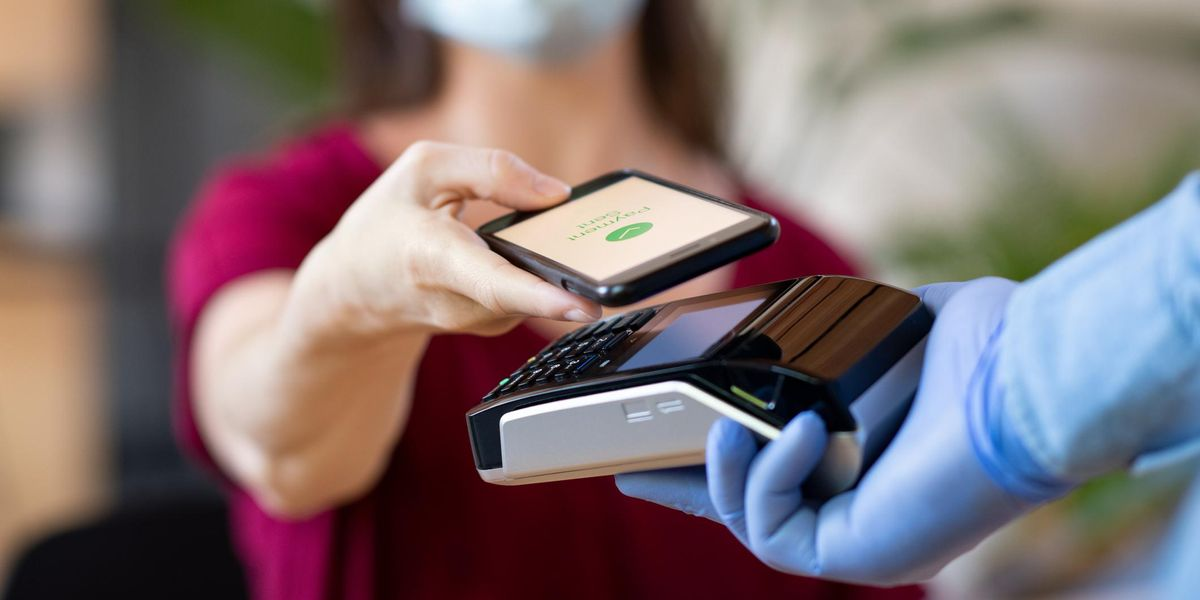 pagamento smartphone